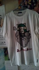 F★ドラッグストアーズ★ブタさんプリントTシャツ★白