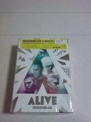 <送無>BIGBANG★初限コンプリートBOX[9800円]タオル+バッグALIVE