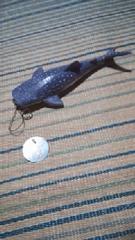 プニプニ海の王者ストラップ『ジンベイザメ』