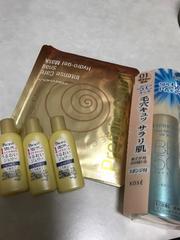 パック化粧水ファンデ化粧品セット
