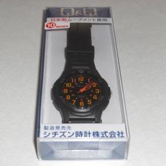 シチズン 腕時計 Q&Q メンズ チープシチズン VP84-853