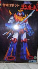 合体ロボット・ザンボット3