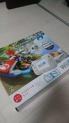 Wii U マリオカートパッケージ 新品同様