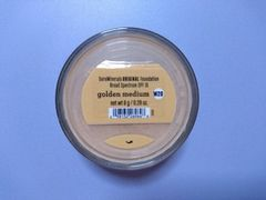 ベアミネラル■ファンデーション golden medium 8g