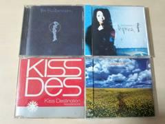TRUE KiSS DESTiNATiON CD4枚セット★小室哲哉