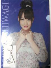AKB48 柏木由紀 クリアファイル パズル付き