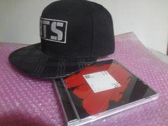 BTS(防弾少年団) 血、汗、涙 + 特製帽子つきで