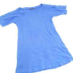 *c.a*moussy☆ワンピースTシャツ☆オシャレ袖☆59