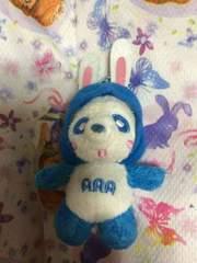 AAA☆うさパンダ☆青