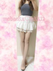 ☆スカート風  ホワイト フリル ショートパンツ☆
