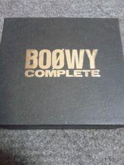 BOOWY COMPLETE 10枚組CD 黒BOX 限定盤