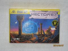 新品レアファミコンソフト ヘクター'87