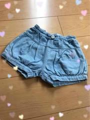 ジーンズ/半ズボン/95�p