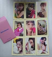 TWICE 1st album Twicetagram 特典トレカセット