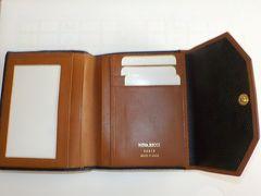 【ニナリッチ】折りたたみ財布