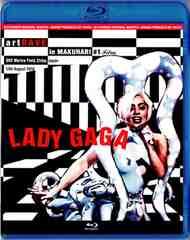 LADY GAGA 2014 JAPAN 幕張公演初日 レディーガガ(Blu-Ray)1DISC
