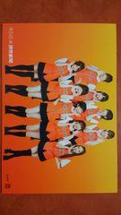 AKB48×読売新聞 ポストカード 4枚