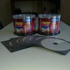 re8【新品】Verbatim Blu-ray繰返し録画25GB×8枚