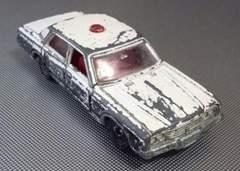 トミカNo.4 トヨタ クラウン パトカー 昭和当時物 箱なし