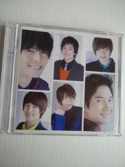 CD+DVD超新星アルバム 4U 初回限定盤ADVD付送料込み