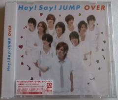★新品★ Hey! Say! JUMP OVER 初回盤1 ピクチャーレーベル仕様 CD+DVD