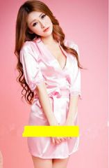 レディース コスプレ衣装 パジャマランジェリー衣装 ピンク