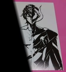 スカーレッドライダーゼクス 6巻 REDSTORE特典ポストカード pakoラフイラスト