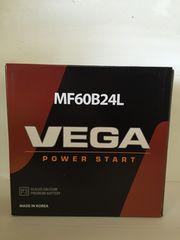 VEGA 60B24L  (46B24L/50B24L/55B24L)適合品 バッテリー