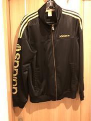 アディダスネオのジャージジャケット