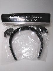 Acid Black Cherry コウモリカチューシャ
