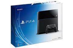 即決 PS4本体 ジェットブラック 500GB CUH-1000AB01 付属品有