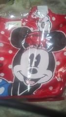 ミニーマウス【中綿入りバッグ】レッド