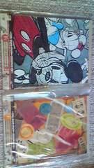 一番くじウォルト・ディズニー 110thアニバーサリF賞アイディアノート&ペンセット