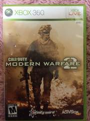 XBOX360★CALL OF DUTY MODERN WARFARE2