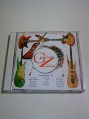 洋楽CD GUITARZEUS/ギターゼウス VA洋楽アーティスト オムニバスコンピレーションアルバム