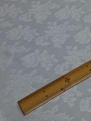 約110�p幅×4m・白のジョーゼット(��.52122)