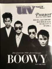 2001 BOOWY 20th ANNIVERSARY 氷室京介 布袋寅泰 松井 高橋