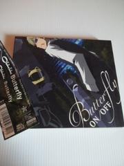 〒送料込限定CD+DVDMBS・TBS系アニメデュラララED ON/OFF Butterfly