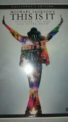 マイケルジャクソンTHIS IS IT DVD