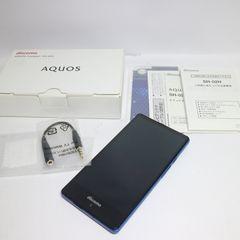 ●安心保証●美品●SH-02H AQUOS Compact ブラック●