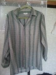 ポロシャツ、薄手長袖、 柄長袖3枚