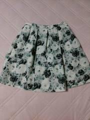 ロペピクニック スカート 花柄スカート 極美品
