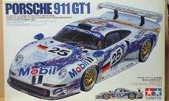 1/24 タミヤ ポルシェ 911 GT1
