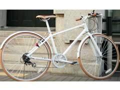 700Cアルミクロスバイク 6段変速 reise