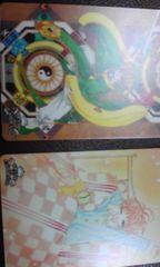 CLAMPinCARDLAND カードキャプタ−さくらstory2枚