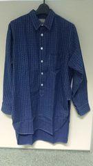 anachronormアナクロノーム/ANR-049 ロングシャツ