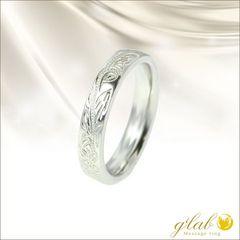 ハワイアンジュエリーシルバーリング指輪
