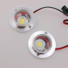 高輝度5WフラッシュLEDスポットライト ストロボライト/ホワイト