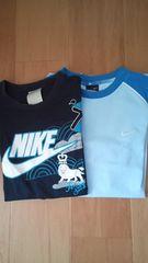 ナイキ キッズTシャツ2枚組 (150&160)