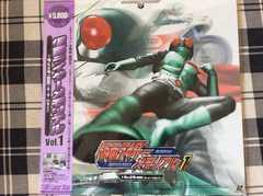 「仮面ライダーメモリアル」+「仮面ライダーV3メモリアル」LD